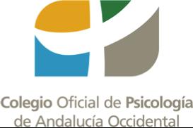 colegio oficial psicologia